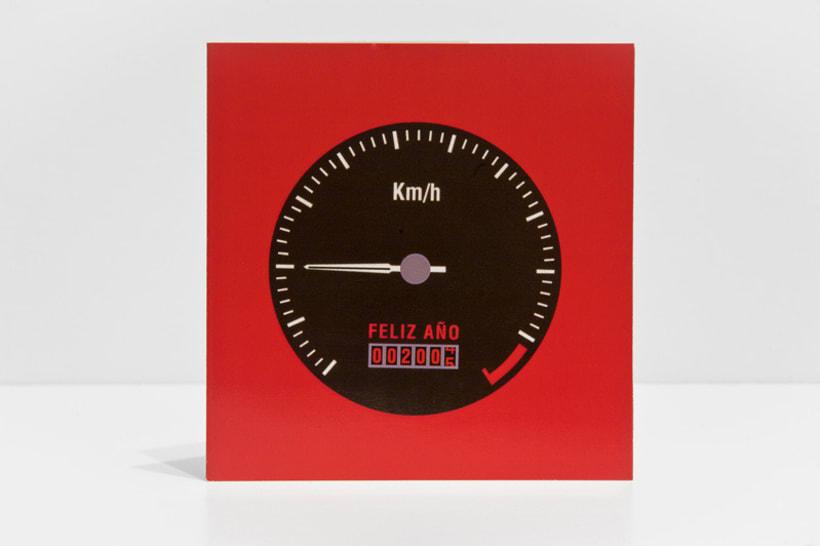 Cuentakilómetros  / Milometer 2