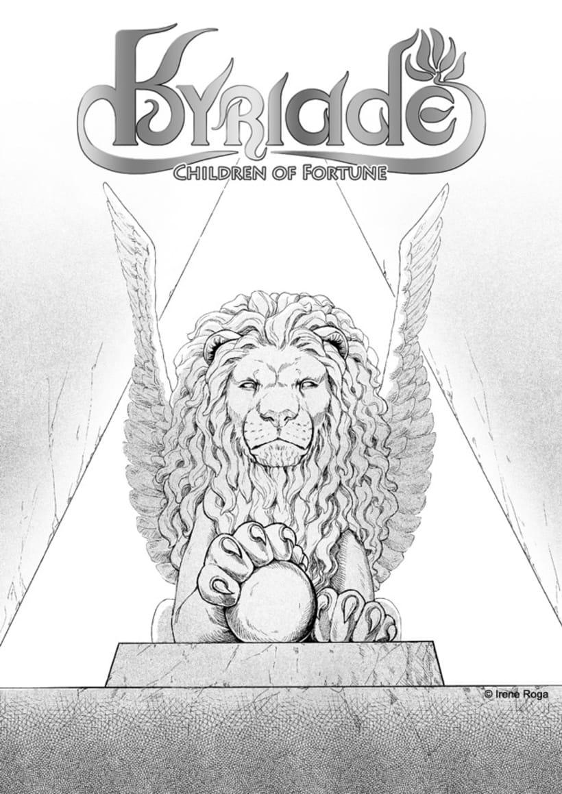 Kýriade - cómic manga 1