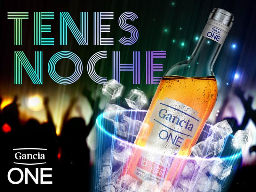 POP Gancia One para theLINE  1