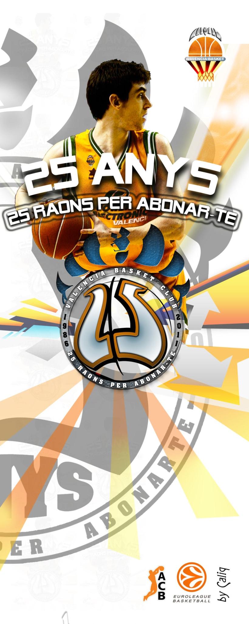 25 Aniversari Valencia Basket 2