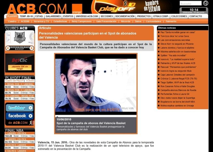 25 Aniversari Valencia Basket 13