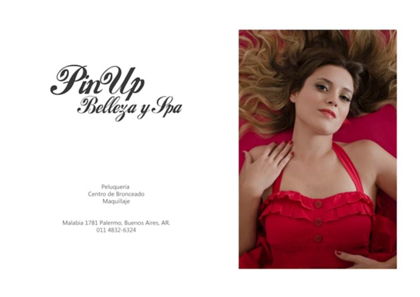 Campaña PinUp & Spa 2