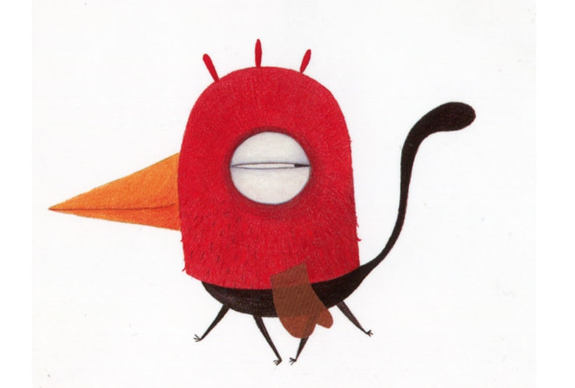 Mascota Ilustratour 2