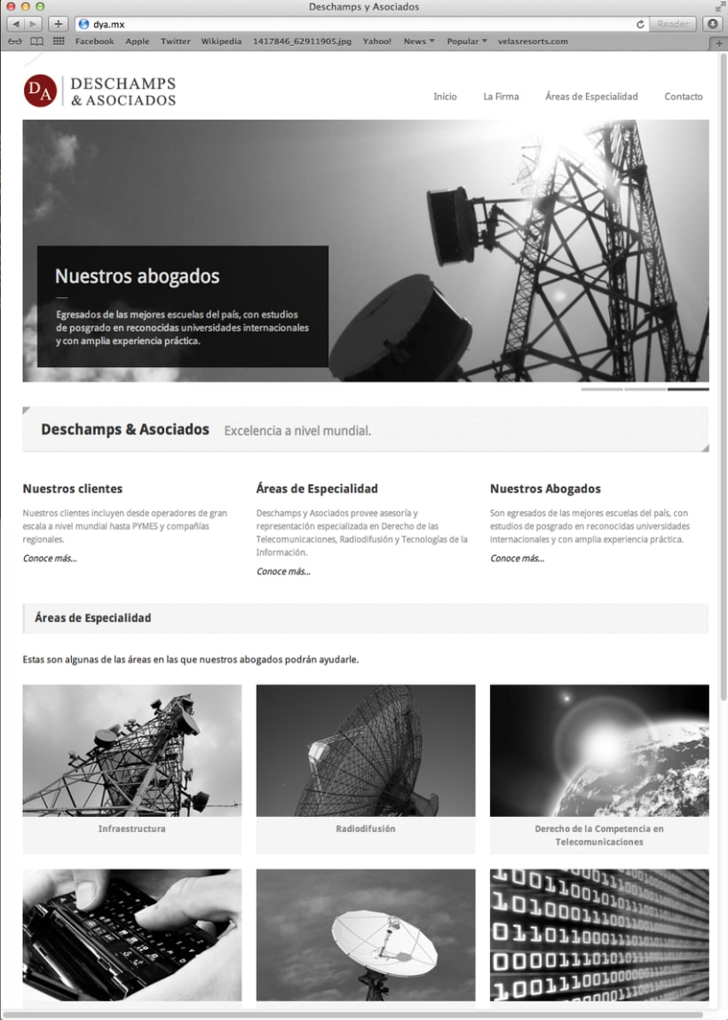 Planeación de página web 1