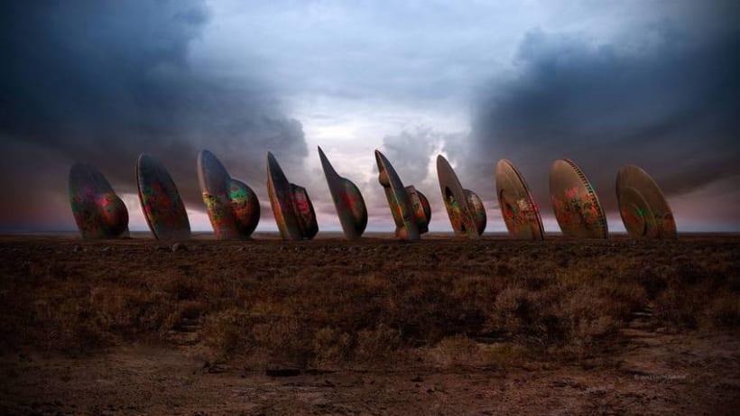 UFO Ranch 1