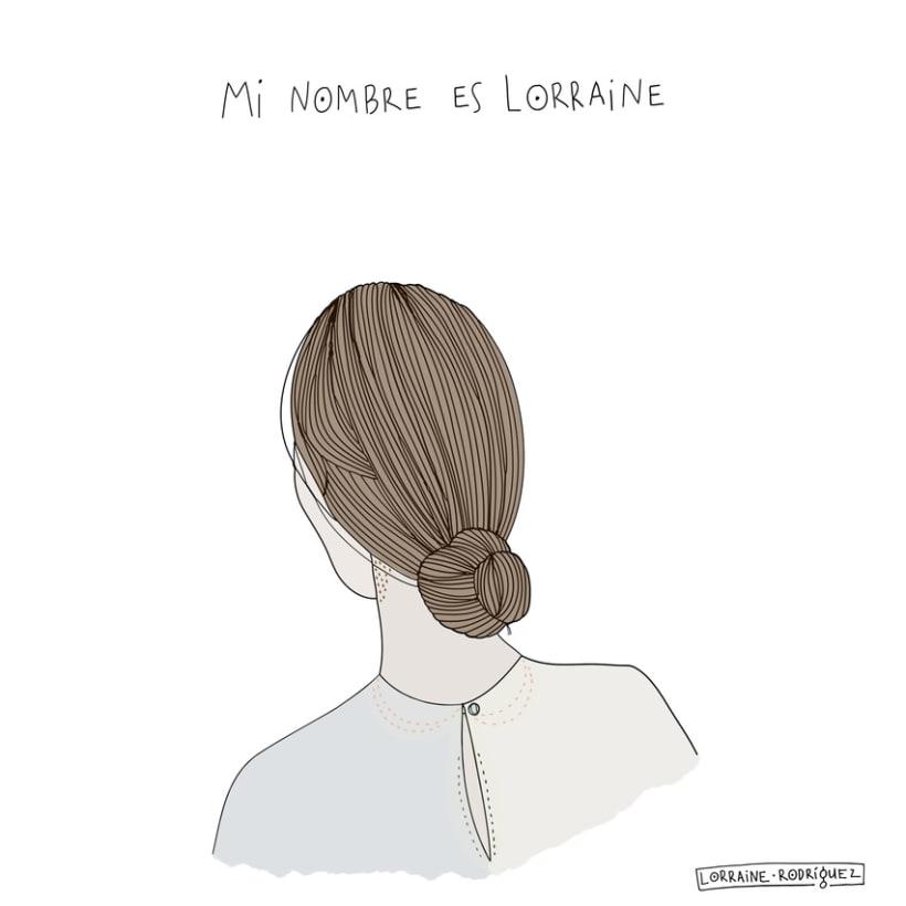 Mi nombre es Lorraine 1