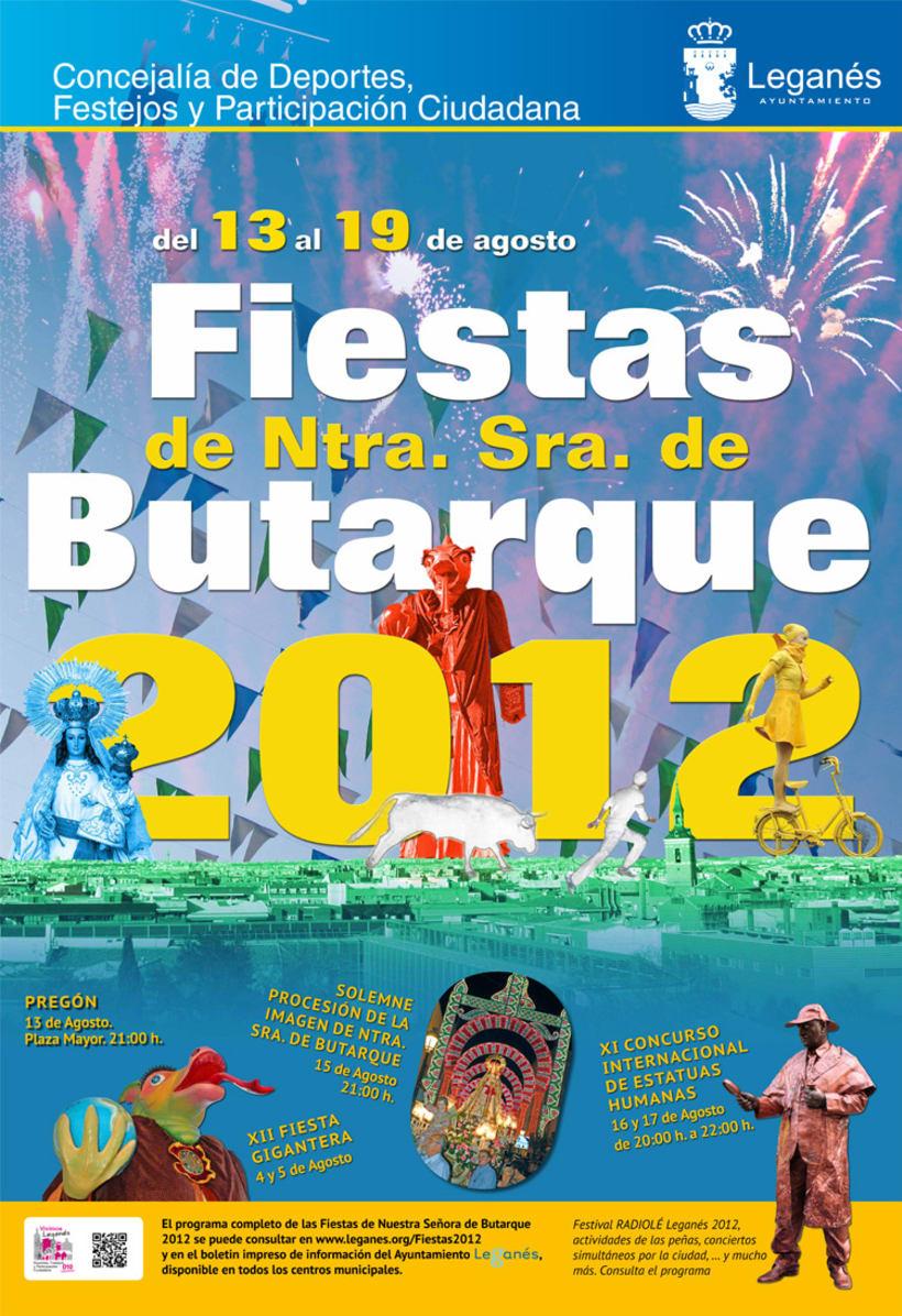 Fiestas Patronales de 2012 2