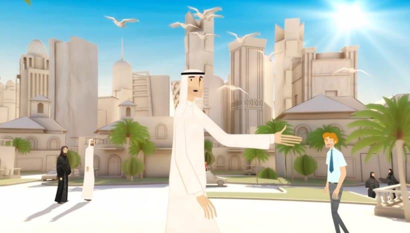 QTEL - Abu Dhabi  1