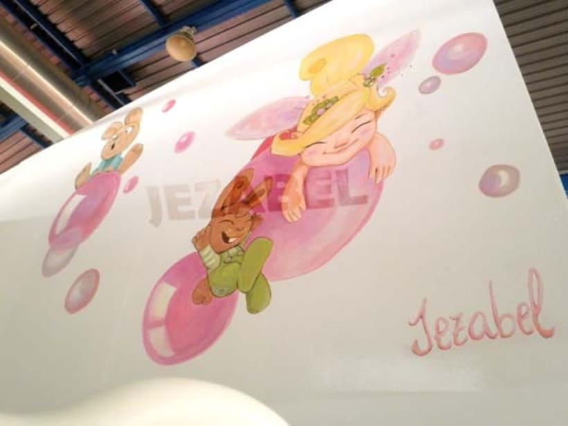 Child mural 2