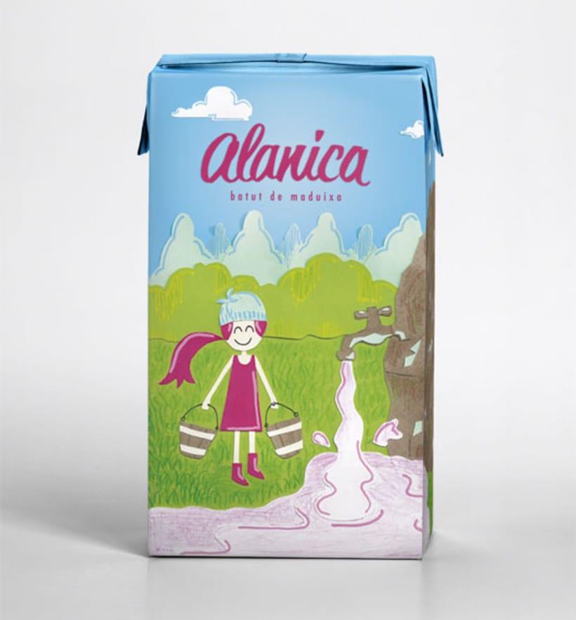 Alanica - Batut de Maduixa 2