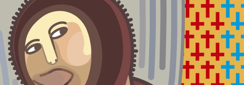 Ilustración digital - Hecce Homo 8
