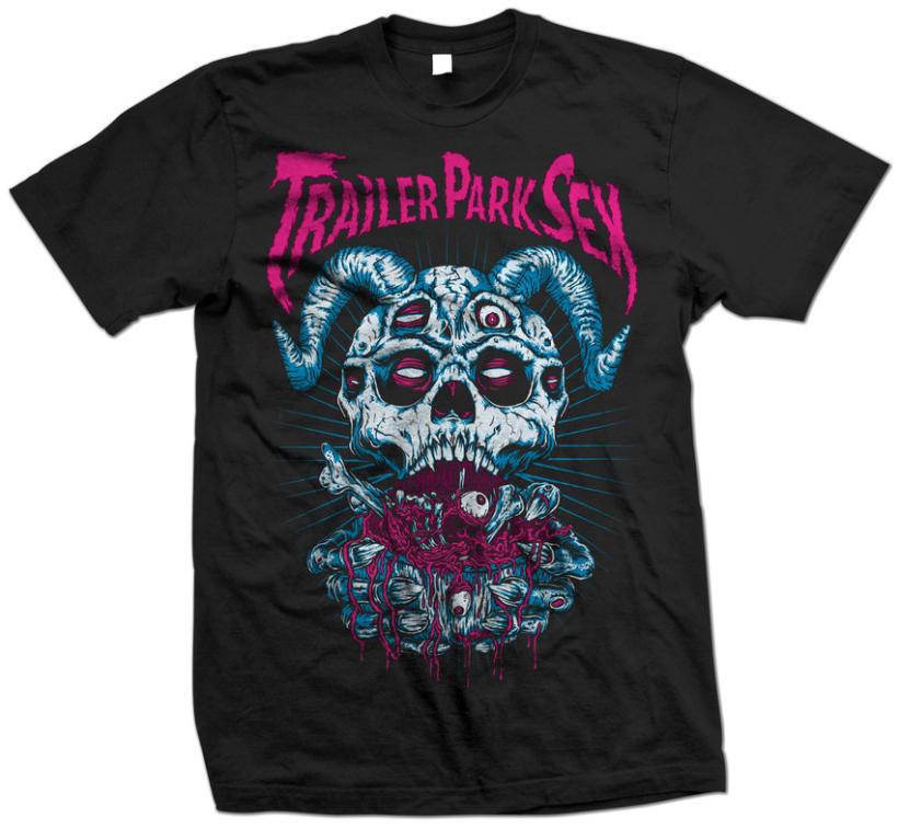 Trailer Park Sex - Ilustración para Camiseta 3