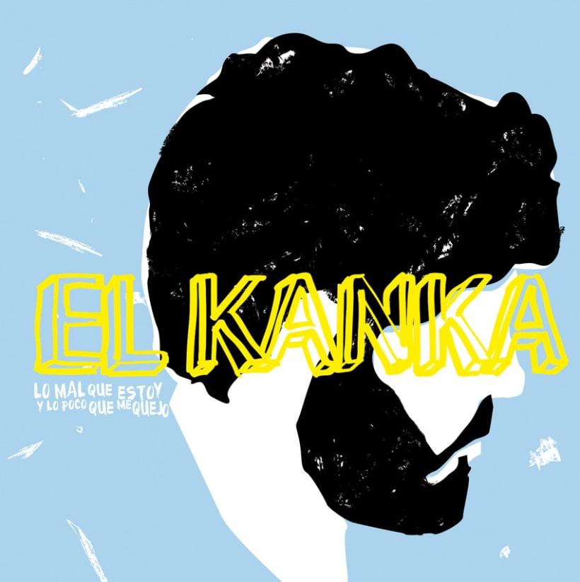 Disco del KANKA 1
