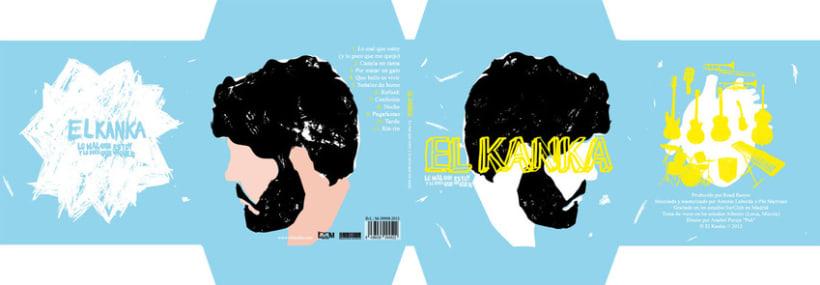 Disco del KANKA 2