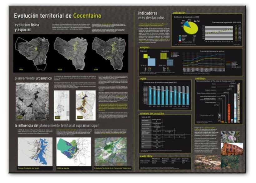 Diseño y maquetación del libro Estrategia Territorial de Cocentaina 4