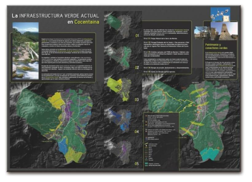 Diseño y maquetación del libro Estrategia Territorial de Cocentaina 3