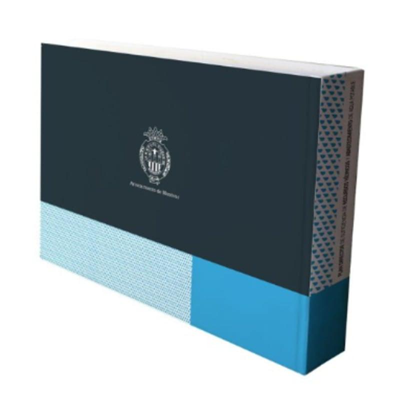 Diseño y maquetación del libro Plan Director de Recursos Hídricos de Monóvar  1