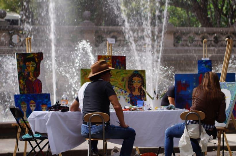 Paseo por Chapultepec 6