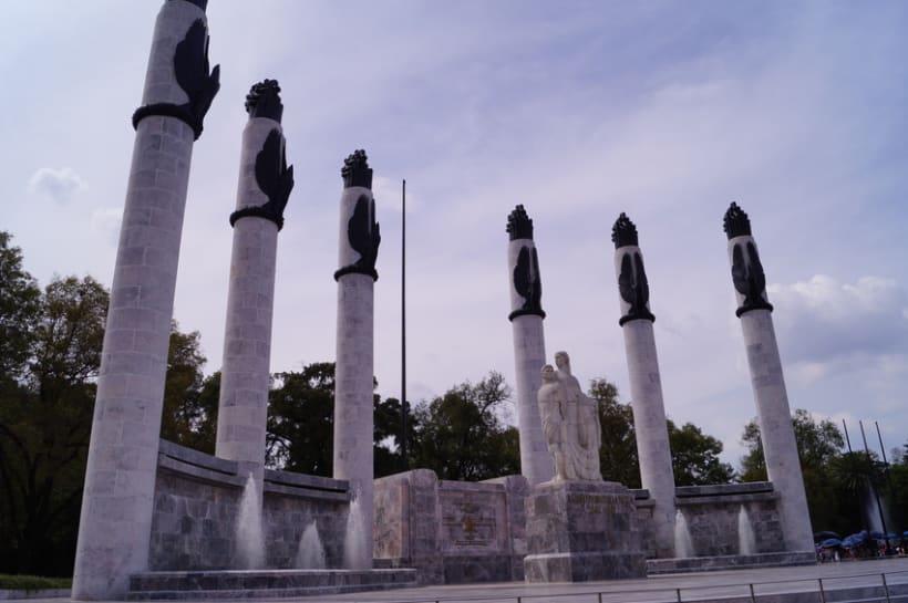 Paseo por Chapultepec 5
