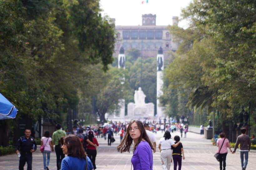Paseo por Chapultepec 2