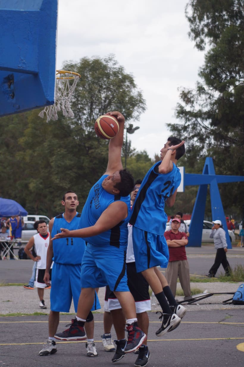 Retas de Basket 7