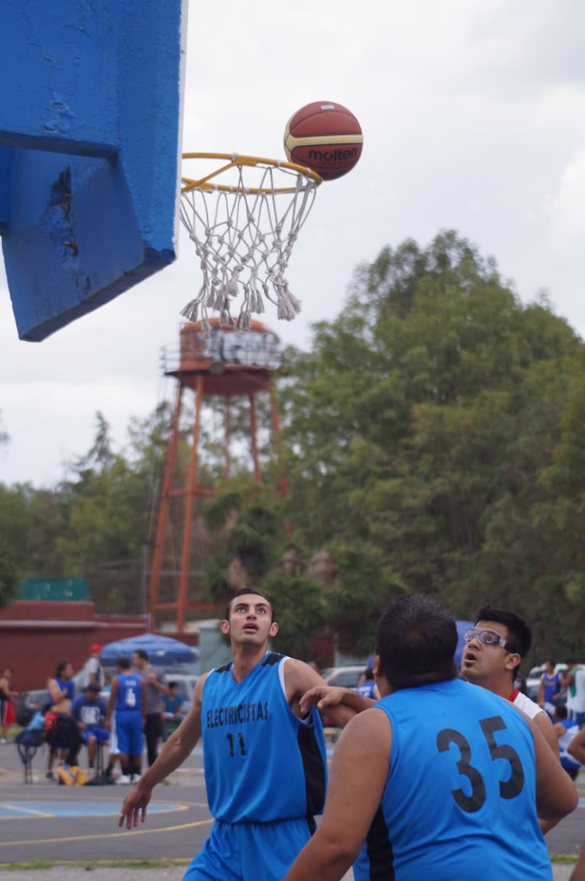 Retas de Basket 6