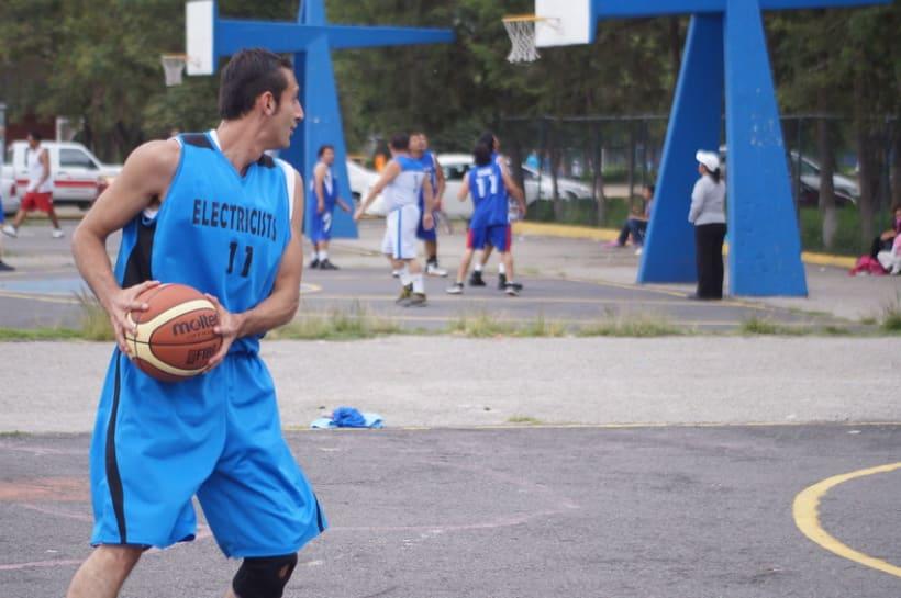 Retas de Basket 5