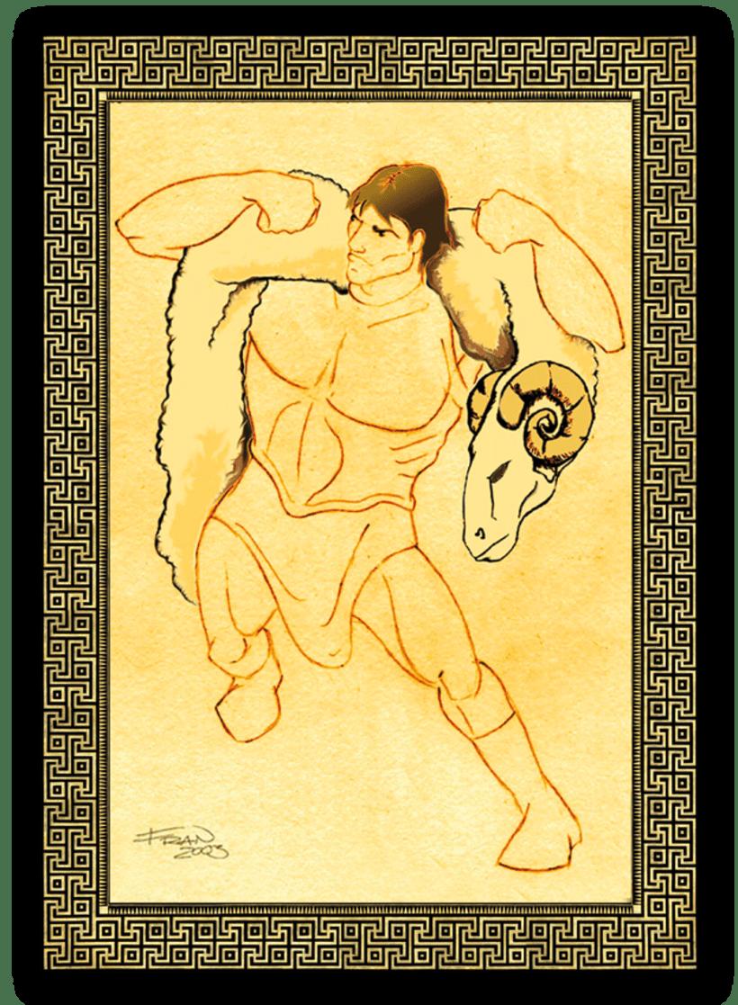 Exposición Mitología y Leyendas 12