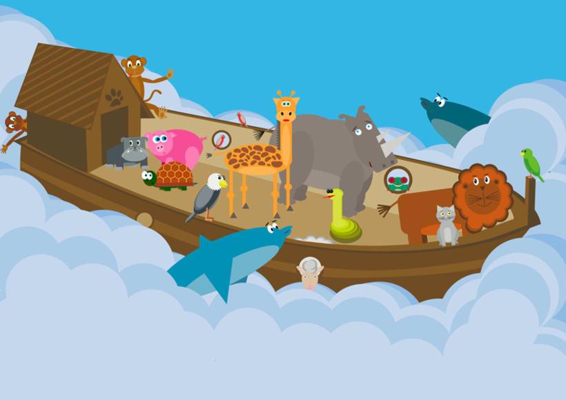 arca infantil 3