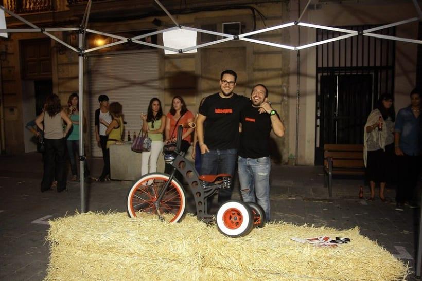 Triciclo Vintoys - Bloque (VDW2012) 21