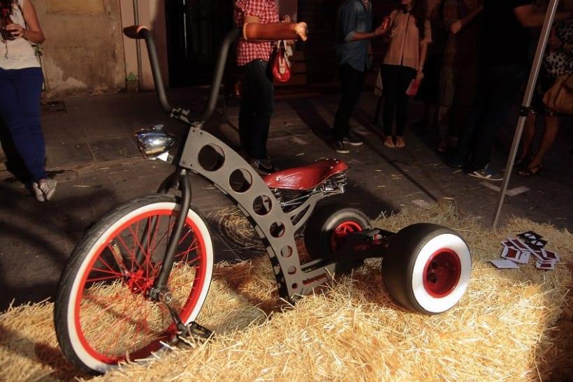 Triciclo Vintoys - Bloque (VDW2012) 16