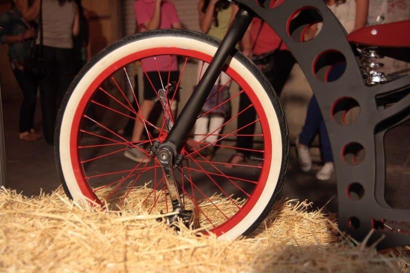 Triciclo Vintoys - Bloque (VDW2012) 14