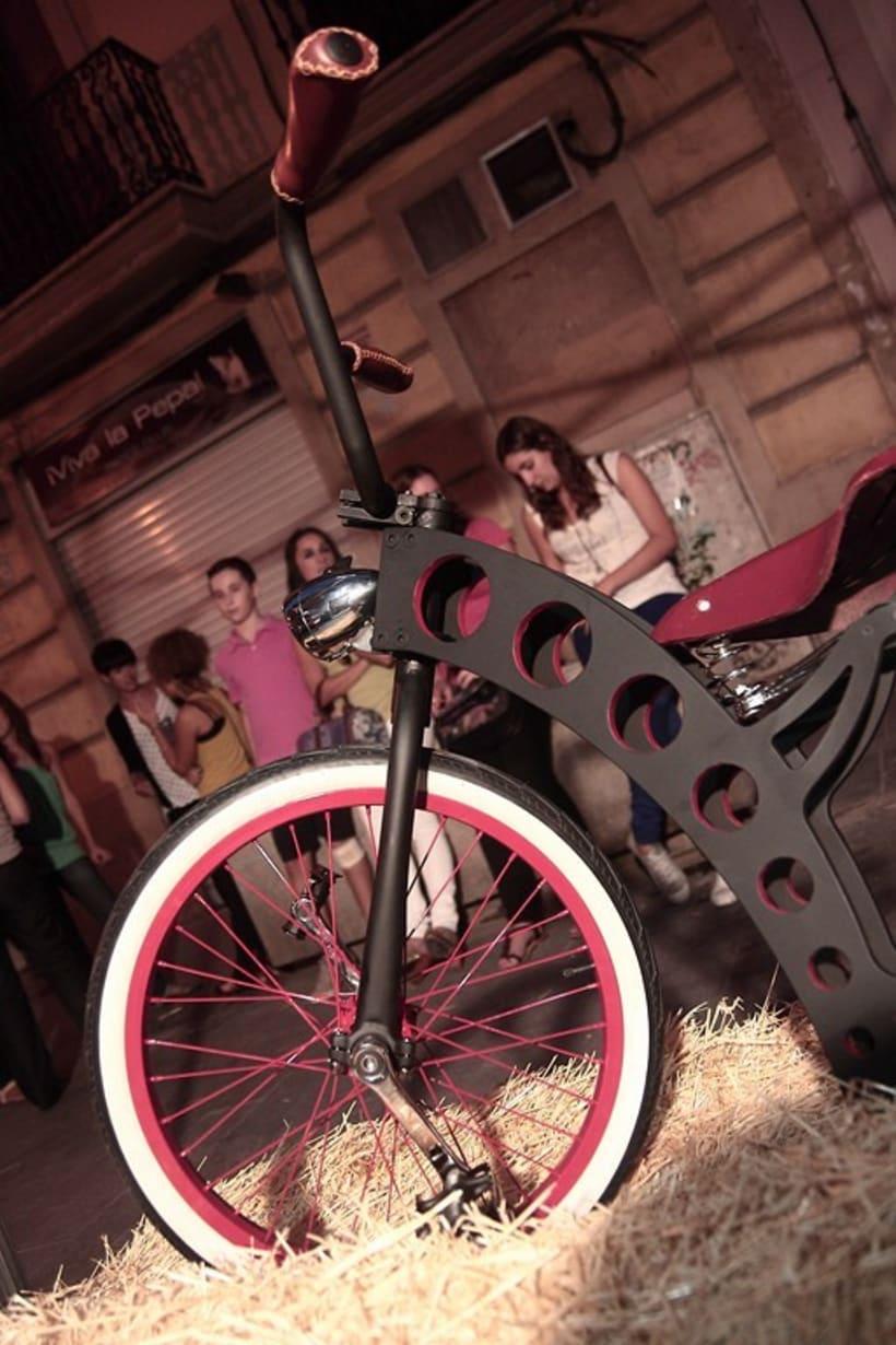 Triciclo Vintoys - Bloque (VDW2012) 13