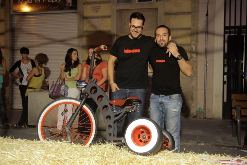 Triciclo Vintoys - Bloque (VDW2012) 8