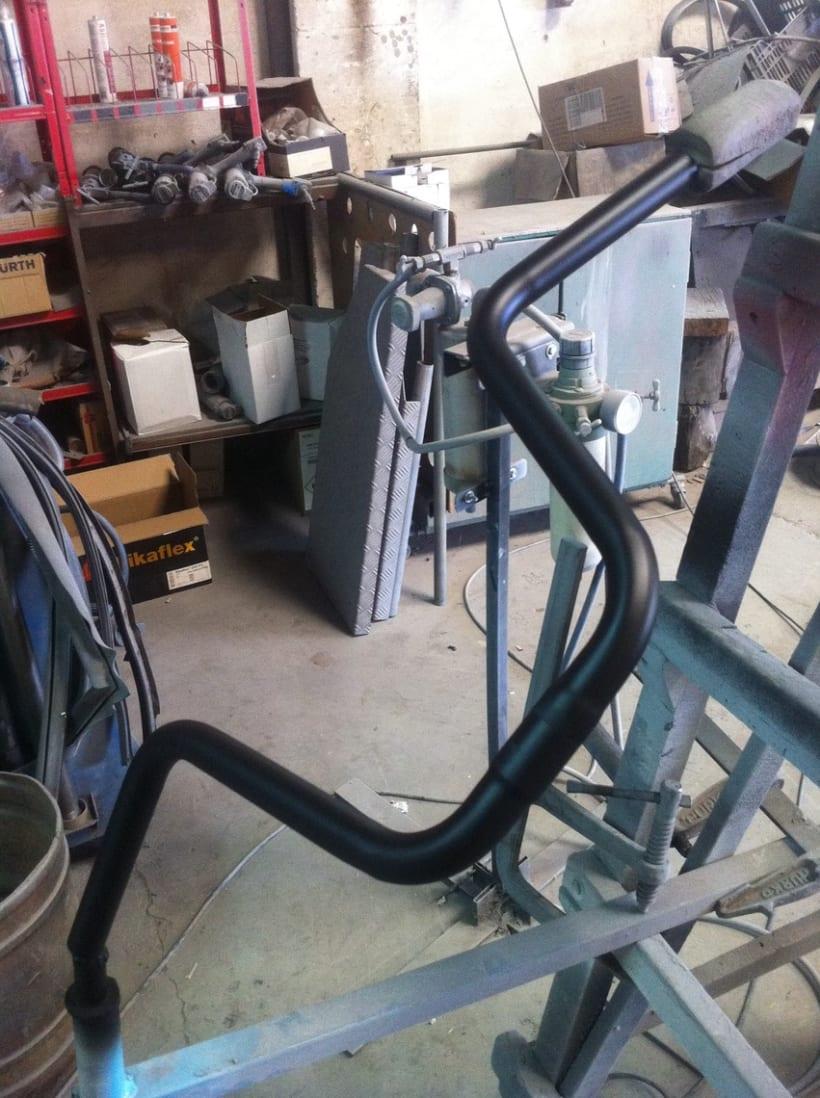 Triciclo Vintoys - Bloque (VDW2012) 6