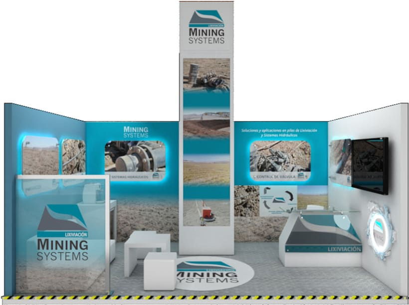 Stand Mining Exponor 2013 1