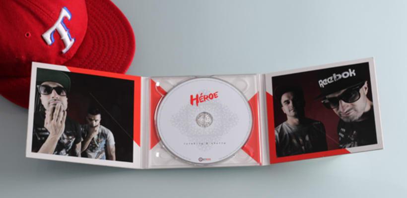 Héroe | Toteking & Shotta | Álbum 5