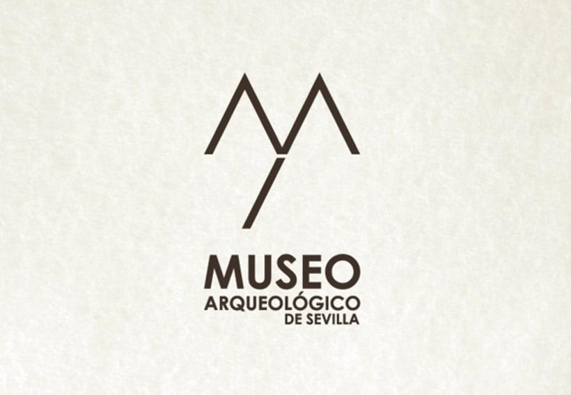 Campaña publicitaria Museo Arqueológico de Sevilla 2