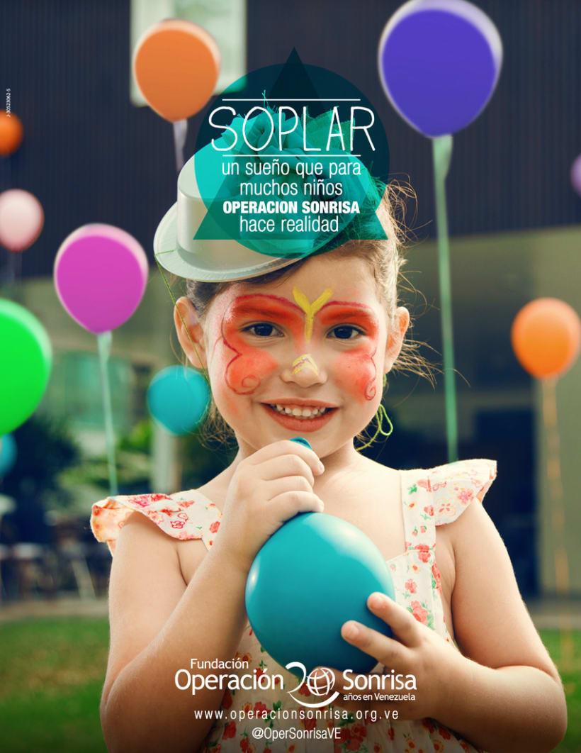 Operacion Sonrisa 20 años/ SOPLAR 1