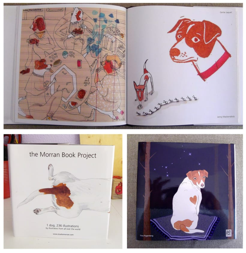 the Morran Book Project 1