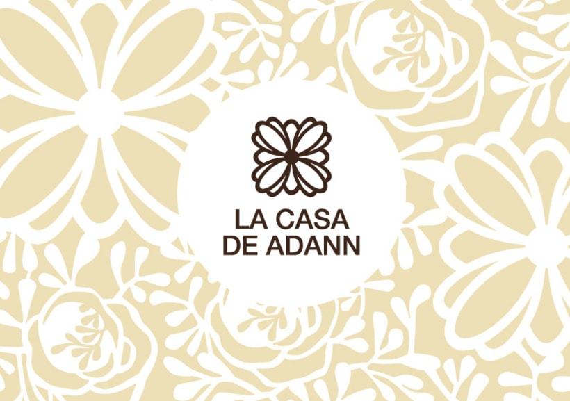 La Casa de Adann - Restaurante 1