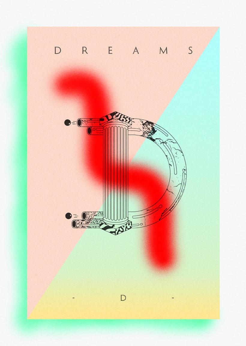 Dreams Prints Series 14