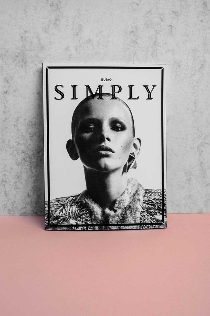 SIMPLY THE MAG ISSUE#0 2