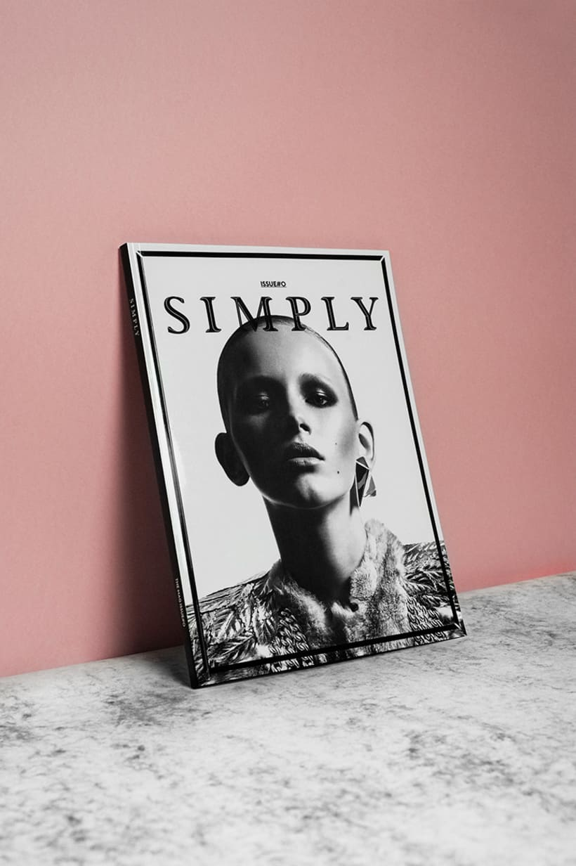 SIMPLY THE MAG ISSUE#0 1