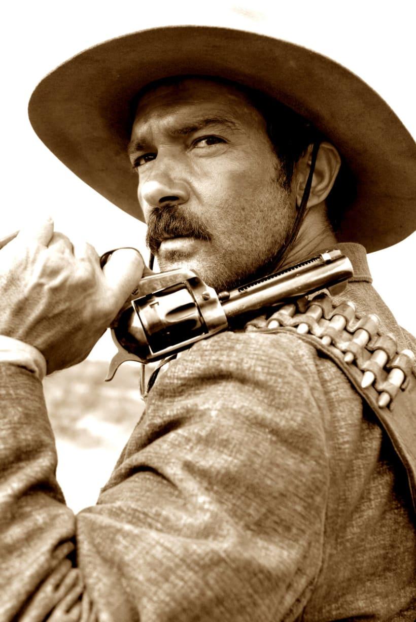 Pancho Villa | Domestika Antonio Banderas
