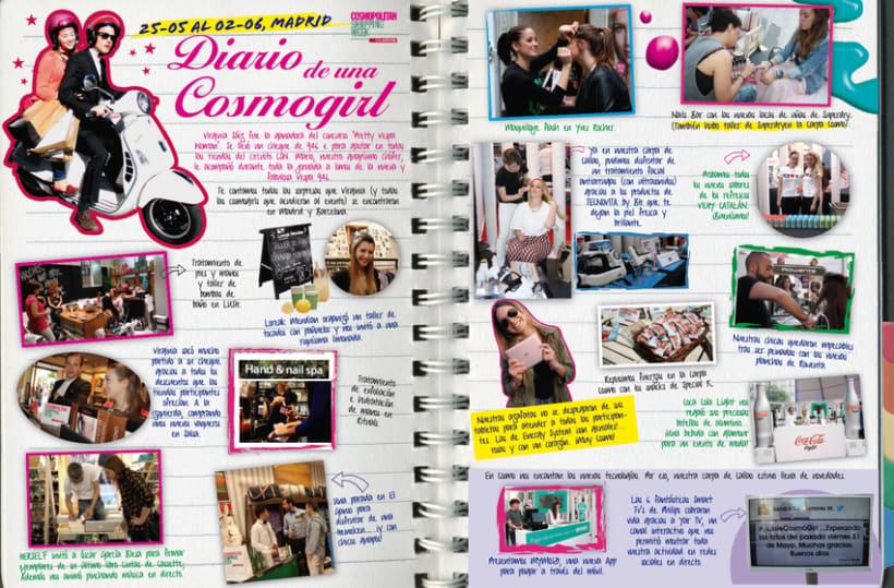 Cosmopolitan Shopping Week 5