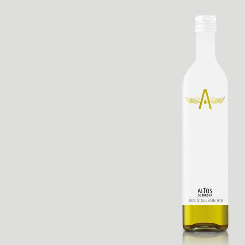 Aceite Altos de Torona 1