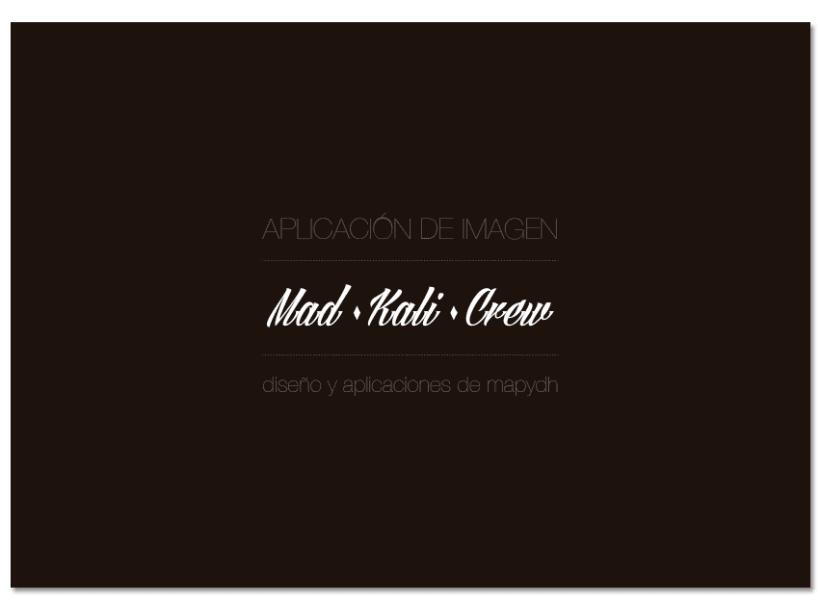 MAD·KALI·CREW - Logo & Merch 3