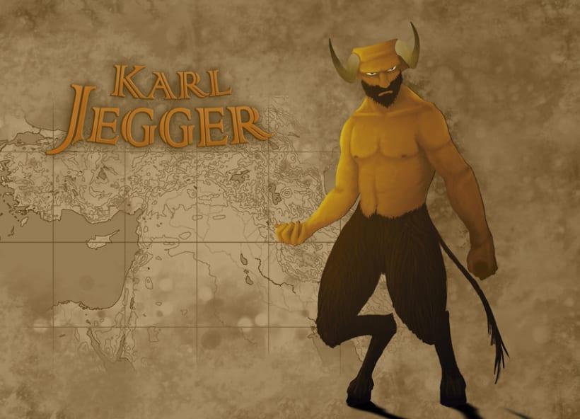 Concept Art - Karl Jegger 8