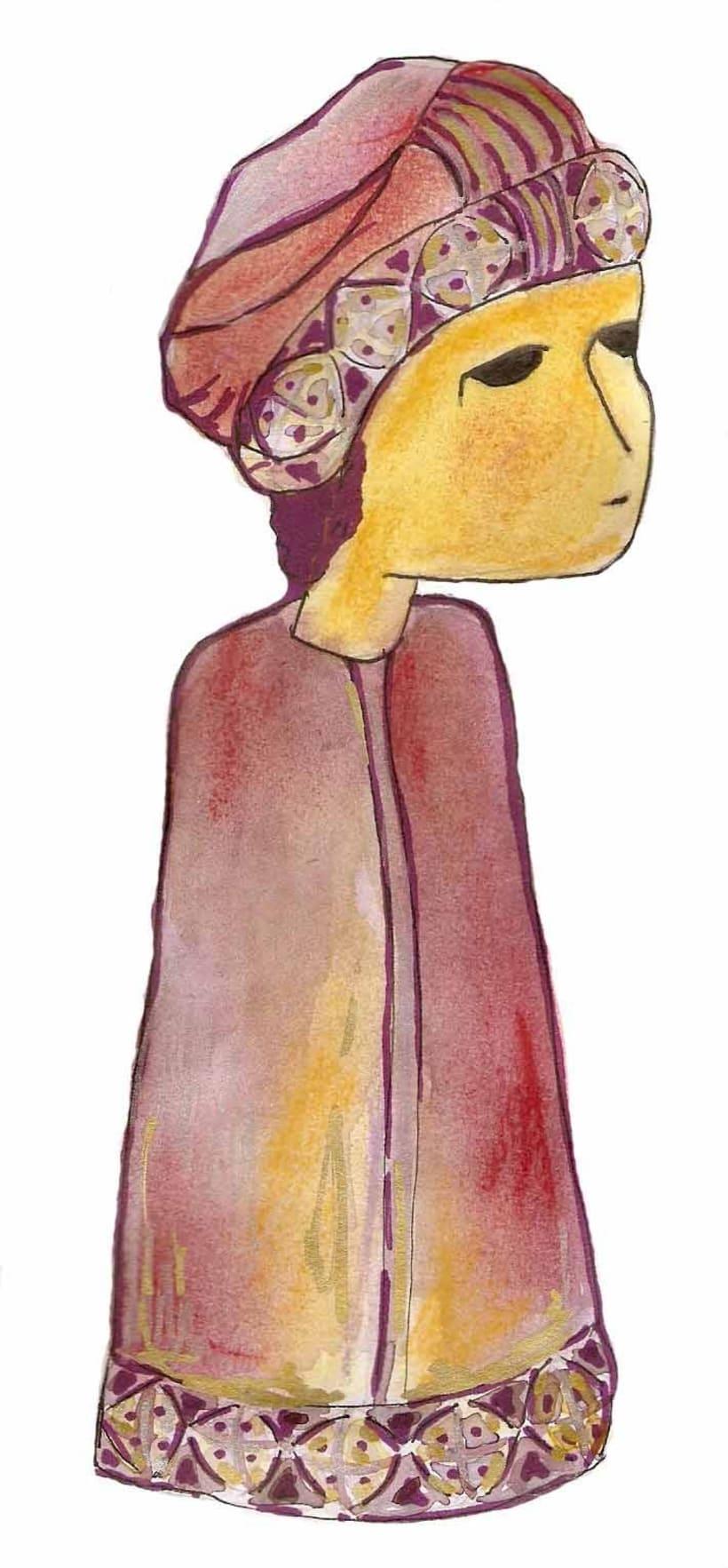 Proyecto de Ilustraciones para libro. 3